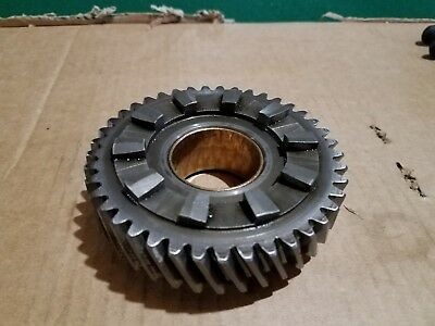 60 80 Qt H600 L800 Hobart Mixer Z24538 Lower Clutch And Low Gear Assembly. 41t