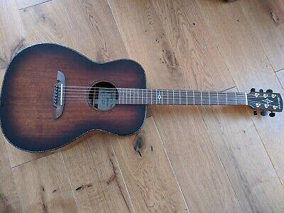 Alvarez MFA66SHB Masterworks acoustic guitar Solid Mahogany