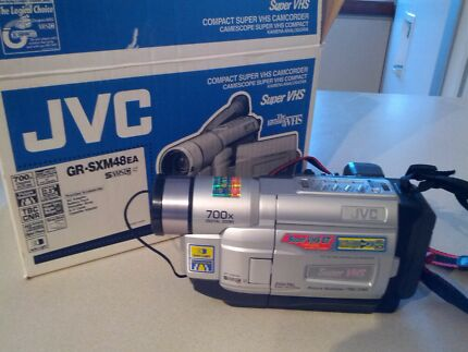 JVC Video Camera  Dianella Stirling Area Preview