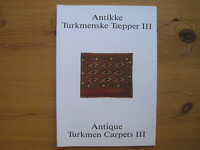 Elmby: Antique Turkmen Carpets III (1996)