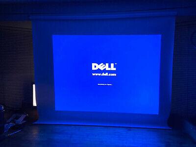 Dell 3400mp portable xga DLP video projector VGA and composite 1080i 1024x768