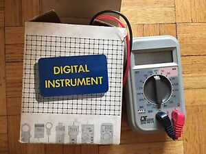 Digital Multimeter in great condition
