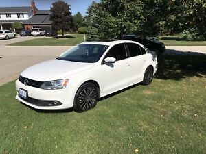 2014 Jetta TSI Highline 1.8 litre turbo