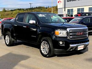 2016 Gmc Canyon 4WD Crew Cab - LOADED!!!!