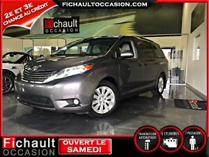 Toyota Sienna  V6 XLE 7 places*** TOIT*** CAMERA DE RECUL****
