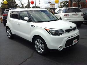 2015 KIA SOUL EX- HEATED FRONT SEATS, ALLOY WHEELS, BLUETOOTH, S