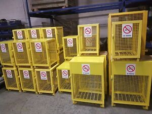 Brand new propane cages for sale