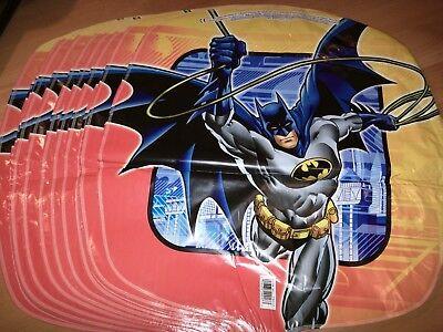 6 pcs BATMAN  party balloon balloons JUSTICE LEAGUE BABY SHOWER BIRTHDAY PARTY (Baby Batman Party Supplies)