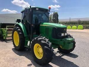 John Deere 6420 SE Tractor 110 HP Yass Yass Valley Preview
