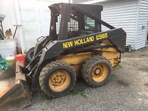 1999 new Holland skidsteer for sale