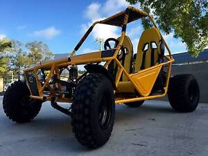 "SYNERGY RED BACK 150CC DUNE BUGGY GO CART ATV ""NEW 2017 MODELS"" Burleigh Heads Gold Coast South Preview"