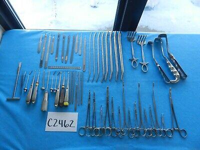 V. Mueller Sklar Storz Surgical Instrument Set