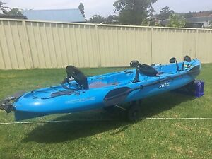 Hobie Kayak Batemans Bay Eurobodalla Area Preview