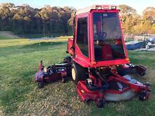Toro Groundmaster 4000-D 11ft ride on mower Arcadia Hornsby Area Preview