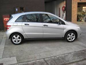 2007 Mercedes-Benz B200 Automatic Hatchback 92,000 klms RWC A1 Heidelberg West Banyule Area Preview