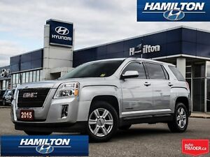 2015 GMC Terrain | SLE | ALLOYS | PWR GRP | BACK UP CAM |