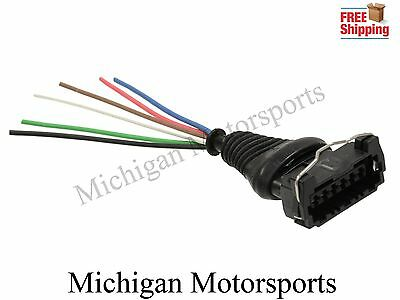 maf mass air flow sensor connector pigtail wire harness 300zx z32 n62 s13 s14 10 ebay