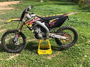2015 RMZ 250