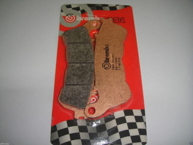 FRONT BRAKE PADS BREMBO HONDA SH i BLAUER HT Limited Edition 300 2014