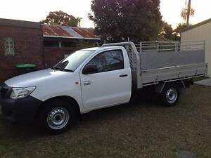 ***** strong van with a man ******** Bankstown Bankstown Area Preview
