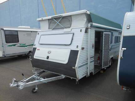 1996 Coromal Seka Single Bed, Tandem Axle, SN1656