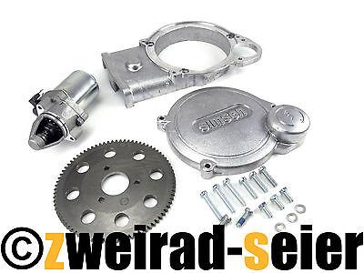 SET Elektrostarter, Anlasser für 12V-VAPE-Zündung - Simson