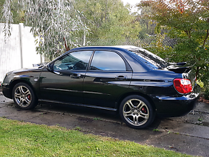 Subaru WRX 2005 for sale Watsonia Banyule Area Preview