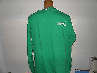 Nba Boston Celtics Special Mass Lottery Logo Longsleeve Shirt Size L  Nwot