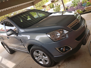 Holden captiva series II 2011 diesel Mildura Centre Mildura City Preview