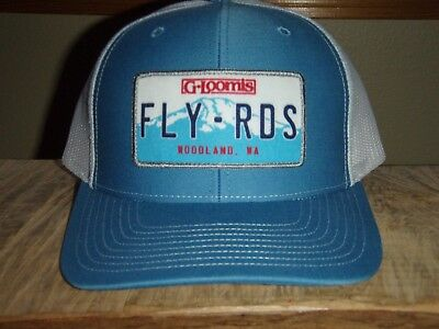 Used, G Loomis FLY-RDS Washington Trucker Hat for sale  Vancouver