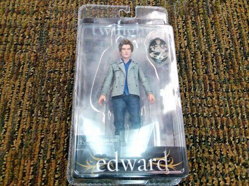 Twilight Edward Cullen Vampire Action Figure Reel Toys NECA Unopened New