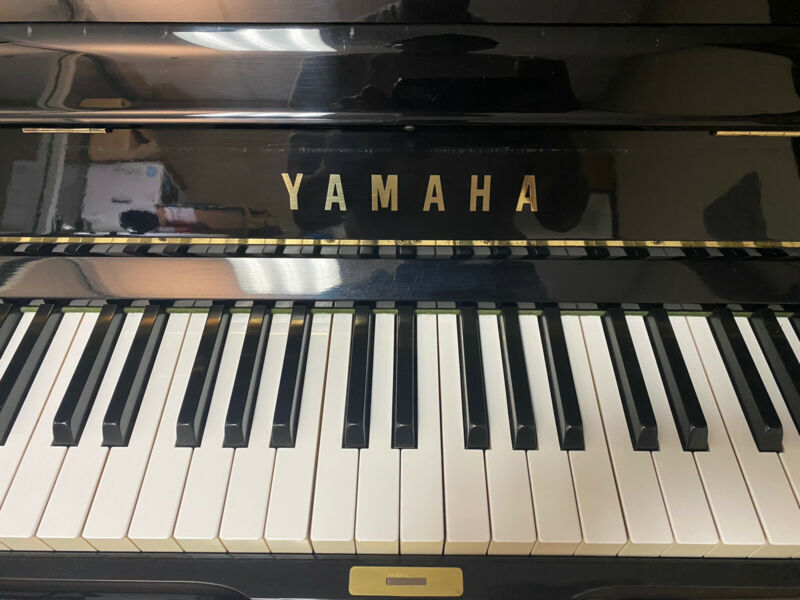 Yamaha Upright Piano U2H for Sale