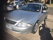 2001 Ford Fairmont AU LPG automatic sedan Glen Waverley Monash Area Preview