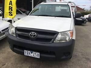 2008 Toyota Hilux Ute ( SN: 679 - YQH-258)