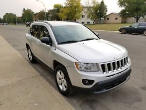 2013 Jeep Compass 4x4 North Edition only $7500