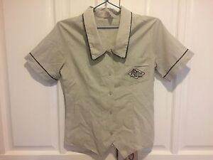 Robina High School Uniform / Girls formal shirt 10 used Robina Gold Coast South Preview