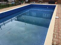 Fermeture piscine et spa