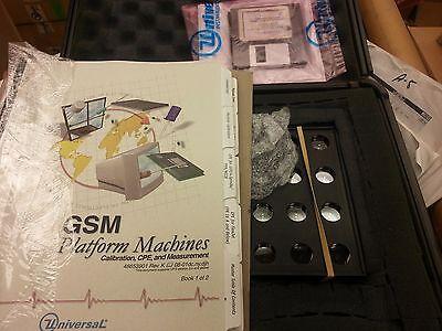 Universal Instruments Calibration Cpe Suplmnt Kit Flex Jet Pn 47383802