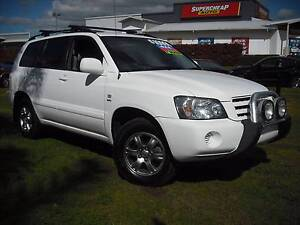 2006 Toyota Kluger Wagon Mudgee Mudgee Area Preview
