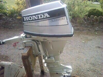 Honda 15hp outboard engine