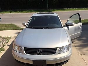 2000 VW Passat GLX V6 (B5) PRICE REDUCED