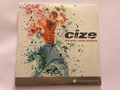 CIZE WEIGHT LOSS SERIES 2 DISC DVD SET NEW SEALED