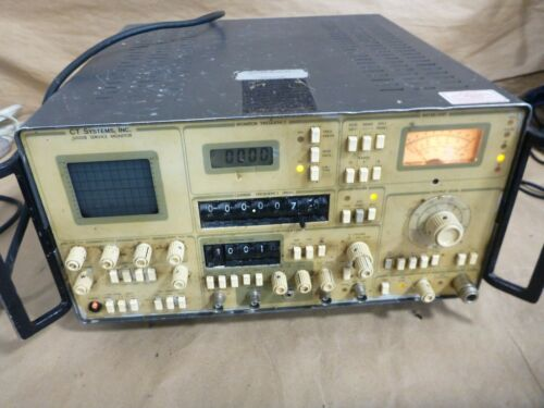 WAVETEK / CT Systems 3000B Service Monitor - Power on tested only