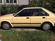 NISSAN PULSAR 84 Newstead Launceston Area Preview