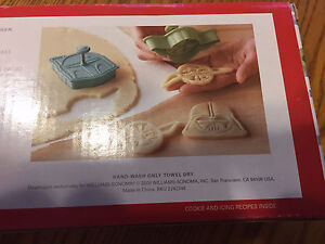 Star Wars sugar cookie cutters and food colouring Kitchener / Waterloo Kitchener Area image 1