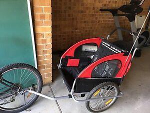 Bike trailer/jogger(pram) Cherrybrook Hornsby Area Preview