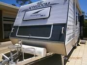 Kindom Kensington Mark1 19FT 2011 Caravan Noarlunga Downs Morphett Vale Area Preview