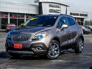 2013 Buick Encore CXL..ONE OWNER..LOCAL TRADE..