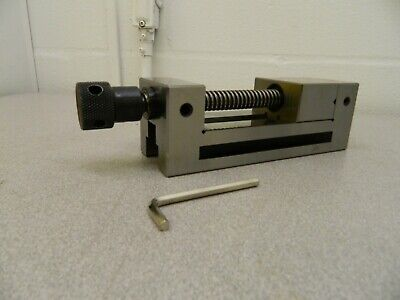 Gibraltar Toolmakers Vice 2-12 Jaw Width 3 Jaw Opening Cap 42052746