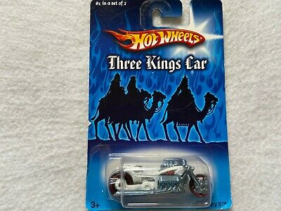 Airy 8 Three Kings Car  Hot Wheels